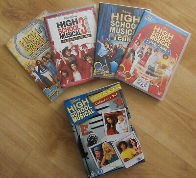High School Musical Collector's Set