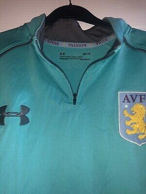 Aston Villa Under Armour Training Jacket New Medium