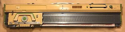 Empisal Knitting Machine Kh-820 + Ribbing Accessory + Colour Changer + Manuals