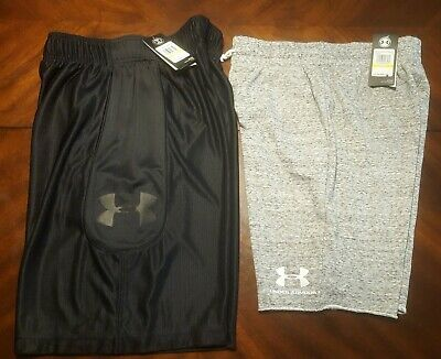 Mens Medium Under Armour Shorts. UA Perimeter/French Terry. New With Tags.