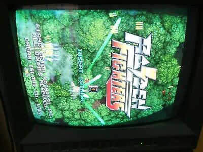 Raiden Fighters Dream Island Version SeiBu KaiHaTsu Arcade Jamma PCB Shmup Rare
