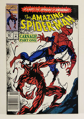The Amazing Spider-Man # 361, 1st Carnage, (Marvel 1992)