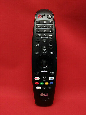 Remote Distance Original Magic Control UHD 4K Smart TV LG 50UM7600PLB
