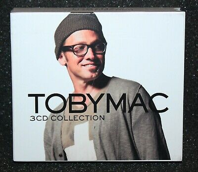 TOBY MAC 3 CD Set Collection Eye On It Welcome To Diverse City Momentum TobyMac