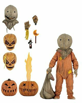 "Trick R Treat - 7""Scale Action Figure Ultimate Sam NECA Action Doll Xmas Gifts"