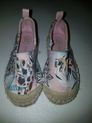 Baby Girls River Island Infant Size 5 Shoes