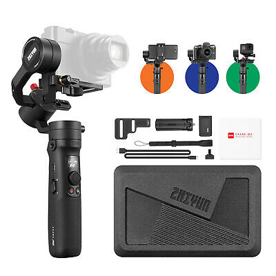 ZHIYUN Crane M2 Gimbal 3-Axis Handheld Stabilizer For Cameras Smart Phone Gopro