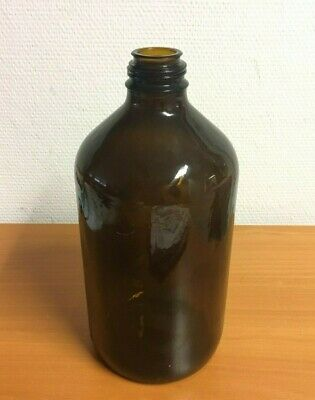 Empty  Brown Bottle/Braunglas Flasche 2.5L (Boston Brown)