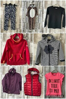 Next M&S H&M Girls Casual Autumn/Winter Clothing Bundle Age 5-6 years