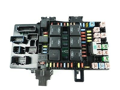 ✅2005 Ford F-150 Fuse Box Relay Power Distribution Block 5L3T-14A067-AA OEM