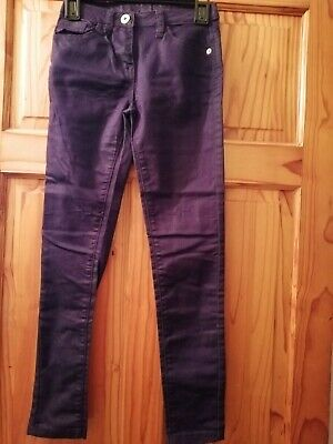 Girls Aged 9-10 Years Trousers From George