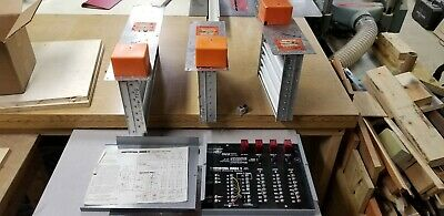 Honeywell Mastertrol Mark V three (3) Zone Controller and Dampers