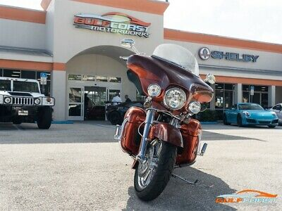 2010 Other Makes All Models CVO Ultra FLHTCUSE5 2010 Harley Davidson Electra Glide CVO Ultra FLHTCUSE5 6 Speed Manual 2-Door Con