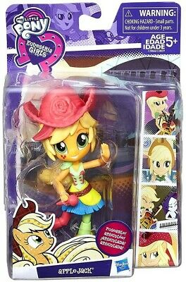 My Little Pony Equestria Girls Minis Rockin Applejack (My Little Pony)