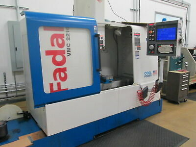 Used  CNC Spindle   Fadal SPN-0336N-ITS for Core Turn In or short term use