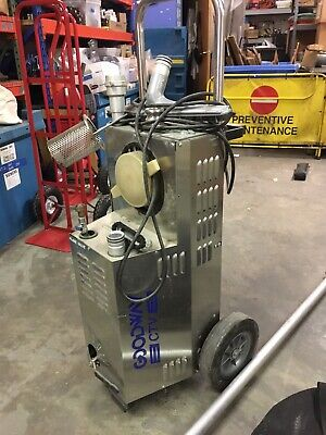 Goodway Ctv-1501 Cooling Tower Vac - Used