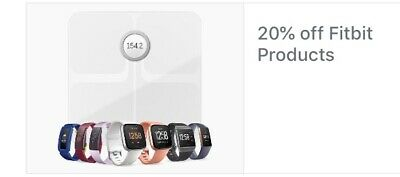 20% Off Fitbit Products Discount Promo Code - Works!