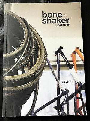BoneShaker magazine - Issue #4