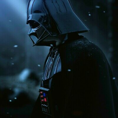 "Star Wars Darth Vader poster wall art home decor photo print 16"", 20"", 24"" sizes"