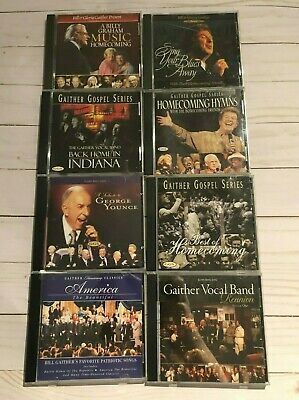 Gaither CD's Lot