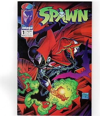 JULY 1993 1ST PRINTING SPAWN #12  EXCELLENT CONDITION!