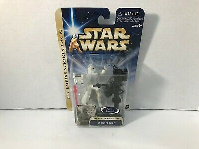 Star Wars - The Empire Strikes Back -Action Figure -SNOWTROOPER (Battle of Hoth)