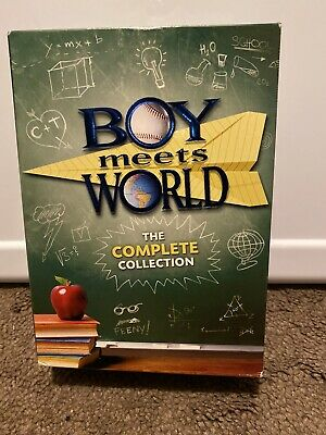 Boy Meets World: The Complete Series Collection DVD, Seasons 1-7