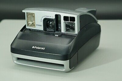 Polaroid One600 600 Film Camera 100mm 2 FT, Tested Fully Operational