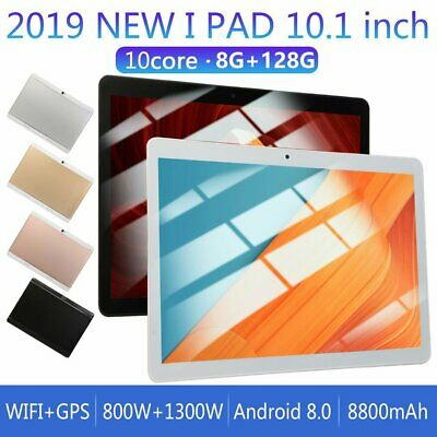 """10.1"""" Tablet PC Android 8.0 3G 8G+128G Dual SIM IPS Ten-core Round Hole IPS PC"""