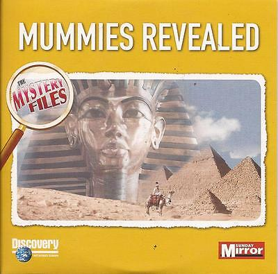 The Mystery Files - MUMMIES REVEALED - DVD