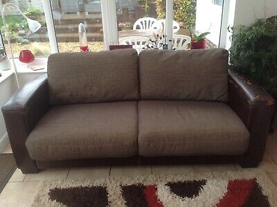 Good quality sofabed with mattress from Furniture Village