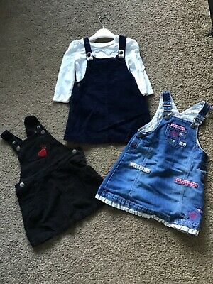2-3 years girl dress bundle set Next Tu Nutmeg