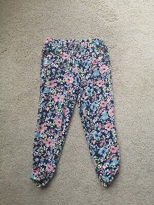 NEXT Aged 6 Girls Floral Trousers