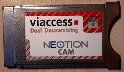 Viaccess Neotion CAM Secure Ready CA Module