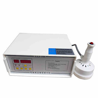 220V Aluminum foil sealer Electromagnetic induction sealing Capping machine
