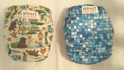 Smart Bottoms Dream 2.0 and 3.1 Cloth Diapers AIO lot
