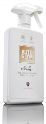 Autoglym Leather Cleaner Cleans & Freshens Leather Upholstery 500ml