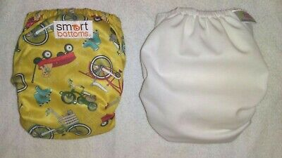 Blueberry Simplex and Smart Bottoms Dream 2.0 Cloth Diapers AIO lot