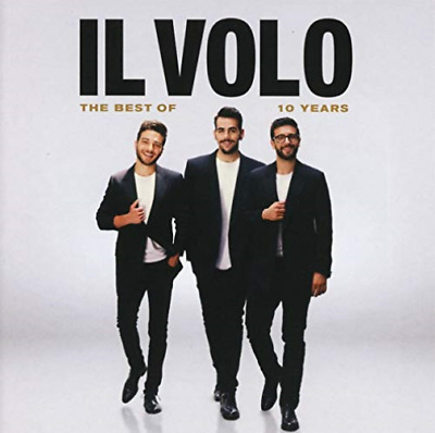 Il Volo-10 Years-The Best Of (Cd+Dvd) (Us Import) Cd New