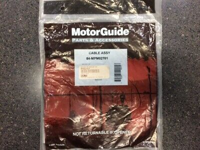Motorguide Cable Assembly 84-Mpm02701