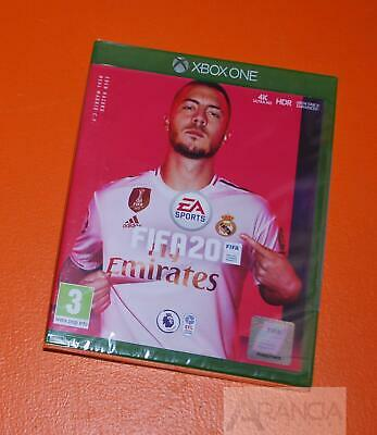 Fifa 20 Xbox One New and Sealed