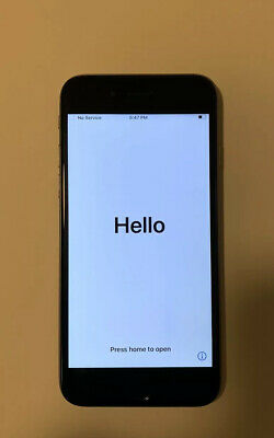 --BLACK Apple iPhone 6s 16GB + MDM LOCKED (AT&T) READ DESCRIPTION