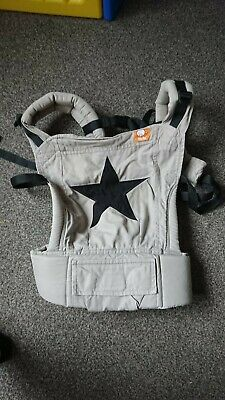 Tula Baby standard Carrier - Grey star - with box