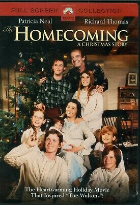 The Homecoming A Christmas Story (The Waltons)  (American Release) New DVD