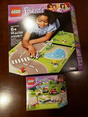 Lego 853671 Friends Heartlake City Playmat and 40264 Build My City New!