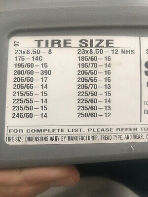 SHUR GRIP Z Cable Tire Snow Chains - Stock # SZ327 - Never Used -