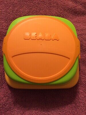 Beaba Stacking Covered Bowl New Without Box