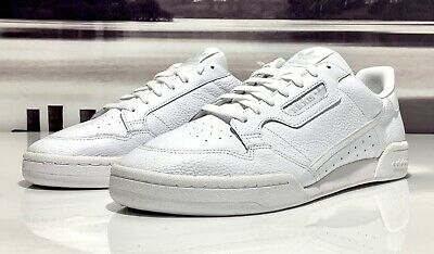 Adidas Originals Continental 80 White Men Classic Casual Shoes Sneakers CG7120