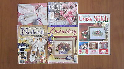 Embroidery Cross Stitch Books Magazines Better Homes & Gardens Inspirations