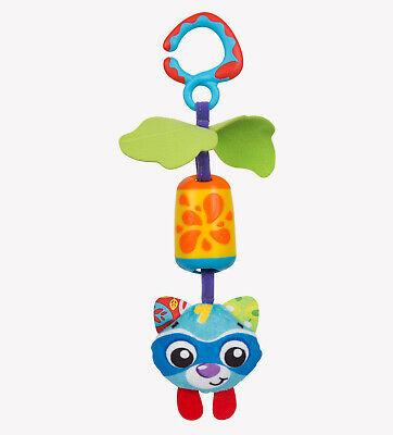 Playgro Cheeky Chimes Rocky Racoon